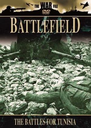 Rent Battlefield: The Battles for Tunisia Online DVD Rental