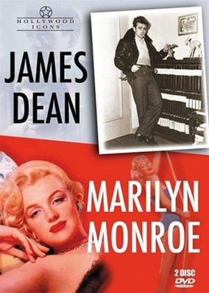 Rent Hollywood Icons: James Dean and Marilyn Monroe Online DVD Rental
