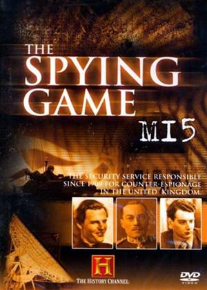 Rent The Spying Game: MI5 Online DVD Rental