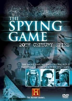 Rent The Spying Game: Twentieth Century Spies Online DVD Rental