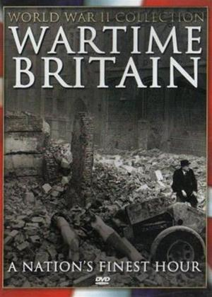 Rent Wartime Britain: A Nation's Finest Hour Online DVD Rental