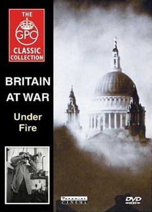 Rent Britain at War: Under Fire Online DVD Rental