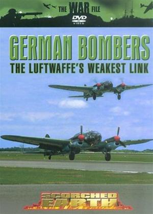 Rent German Bombers: The Luftwaffe's Weakest Link Online DVD Rental