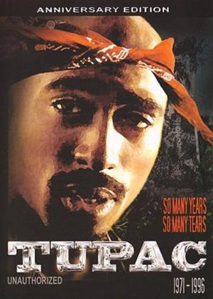 Rent Tupac Shakur: So Many Years, So Many Tears Online DVD Rental