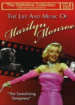 Rent Marilyn Monroe: The Life and Music of Marilyn Monroe Online DVD Rental