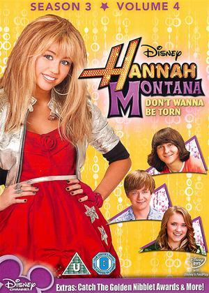 Rent Hannah Montana: Series 3: Vol.4 Online DVD Rental