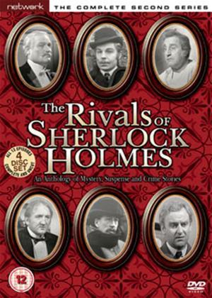 Rent The Rivals of Sherlock Holmes: Series 2 Online DVD Rental