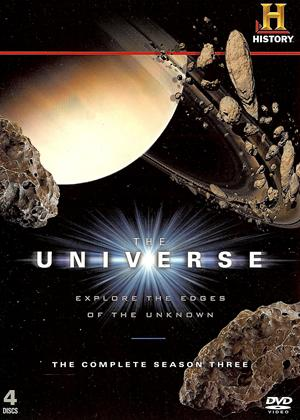 Rent The Universe: Series 3 Online DVD Rental