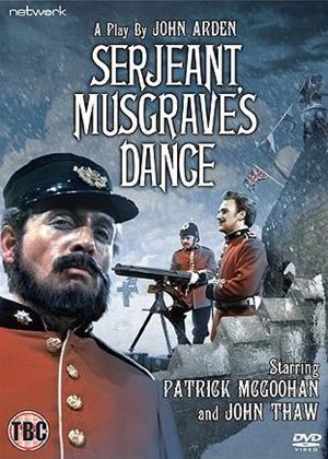 Rent Serjeant Musgrave's Dance Online DVD Rental