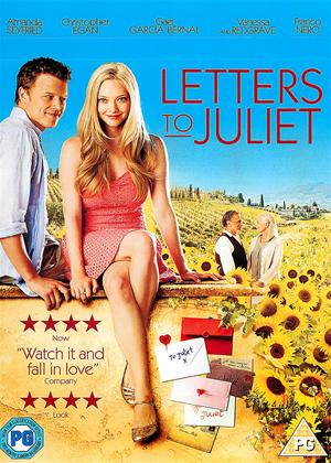 Letters to Juliet Online DVD Rental
