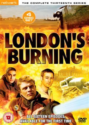 Rent London's Burning: Series 13 Online DVD Rental