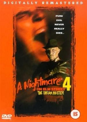 A Nightmare on Elm Street 4: The Dream Master Online DVD Rental