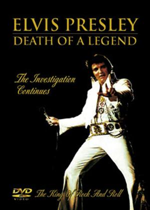 Rent Elvis Presley: Death of a Legend Online DVD Rental