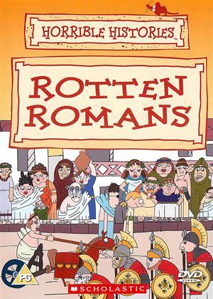 Rent Horrible Histories: Rotten Romans Online DVD Rental