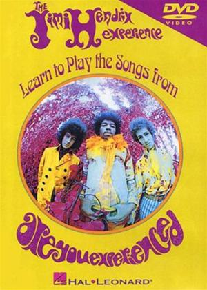 Rent Learn to Play: The Songs from Jimi Hendrix: Are You Experienced Online DVD Rental