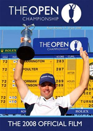 Rent The Open Championship: The 2008 Offical Film Online DVD Rental