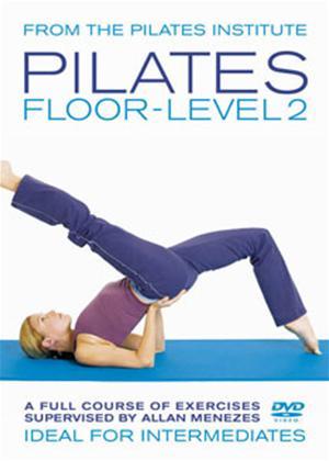 Rent Pilates Floor: Vol.2 Online DVD Rental