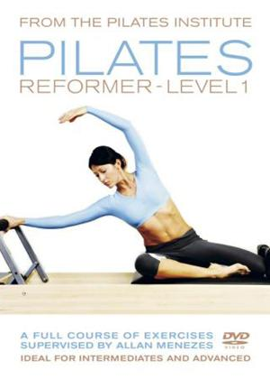 Rent Pilates: Reformer - Level 1 Online DVD Rental