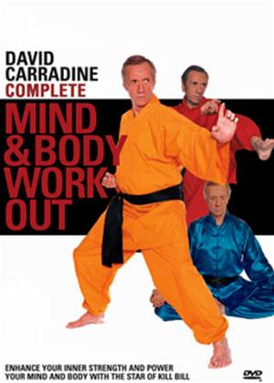Rent David Carradine: Complete Mind and Body Workout Online DVD Rental