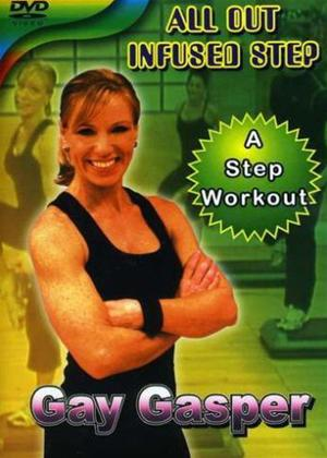Rent All Out Infused Step Workout with Gay Gasper Online DVD Rental