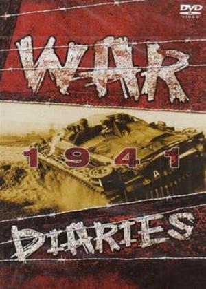 Rent War Diaries: World War 2: 1941 Online DVD Rental