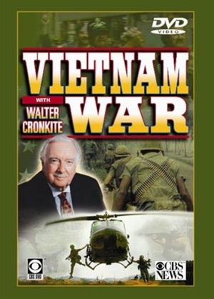 Rent The Vietnam War with Walter Cronkite Online DVD Rental