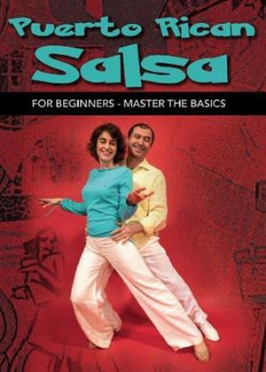 Rent Puerto Rican Salsa for Beginners Online DVD Rental