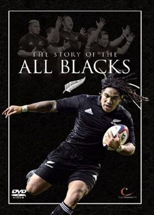 Rent The Story of the All Blacks Online DVD Rental