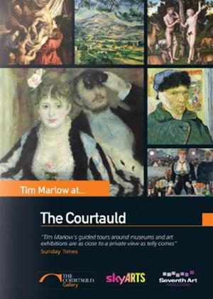 Rent Tim Marlow at the Courtauld Online DVD Rental