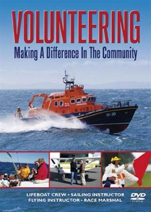 Rent Volunteering: Making a Difference in the Community Online DVD Rental