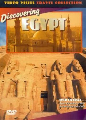 Rent Discovering Egypt Online DVD Rental