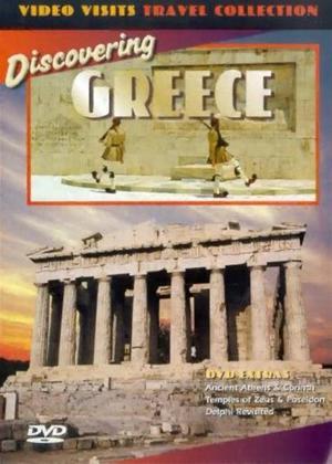 Rent Discovering Greece Online DVD Rental