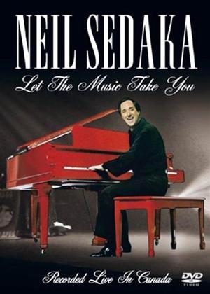 Rent Neil Sedaka: Let the Music Take You Online DVD Rental