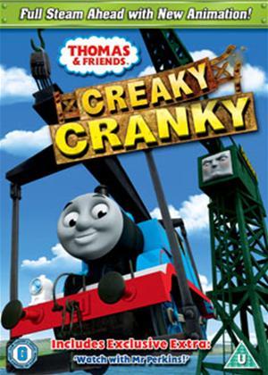 Rent Thomas and Friends: Creaky Cranky Online DVD Rental