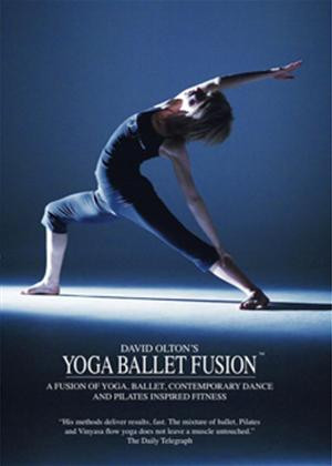 Rent Yoga Ballet Fusion Online DVD Rental