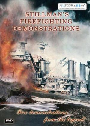 Rent Stillman's Firefighting Demonstrations Online DVD Rental