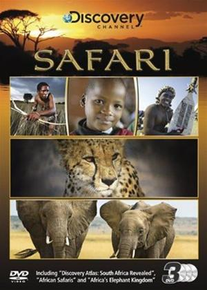 Rent Discovery Channel: Safari Online DVD Rental