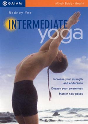 Rent Intermediate Yoga Online DVD Rental