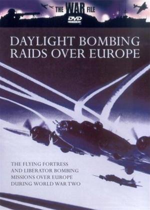 Rent Daylight Bombing Raids Over Europe Online DVD Rental