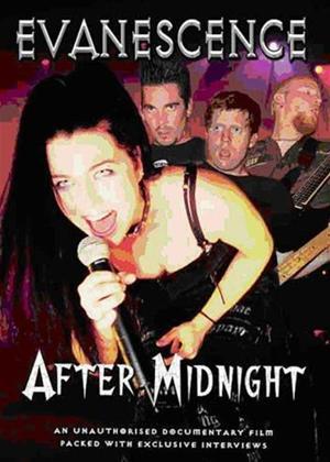 Rent Evanescence: After Midnight Online DVD Rental