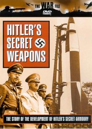 Rent Hitler's Secret Weapons Online DVD Rental
