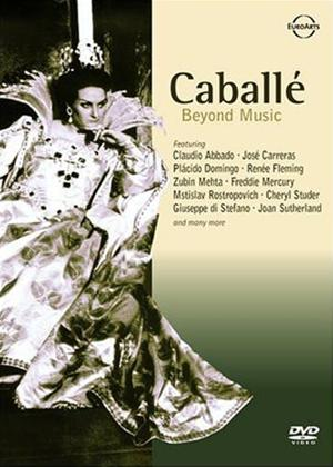 Rent Caballe: Beyond Music Online DVD Rental