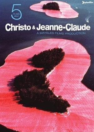 Rent Christo and Jeanne Claude: Five Films Online DVD Rental