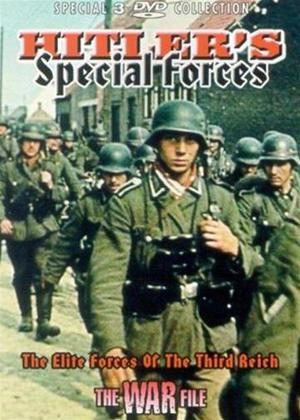 Rent Hitler's Special Forces: The Elite Forces of The Third Reich Online DVD Rental