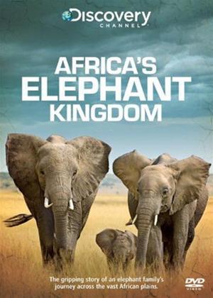 Rent Africa's Elephant Kingdom Online DVD Rental