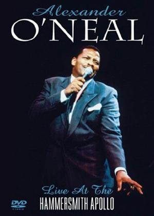 Rent Alexander O'Neal: Live at the Hammersmith Apollo Online DVD Rental