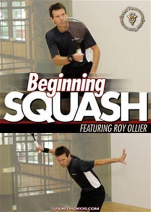 Rent Beginning Squash with Roy Ollier Online DVD Rental