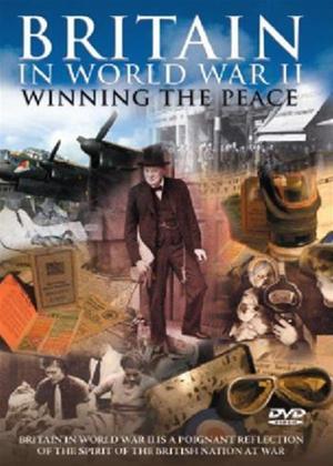 Rent Britain in World War 2: Winning the Peace Online DVD Rental