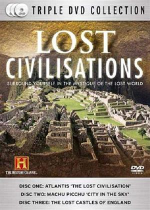 Rent Lost Civilisations Online DVD Rental