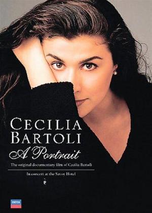 Rent Cecilia Bartoli: A Portrait Online DVD Rental